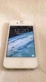 Iphone 4 (white) (16gb)