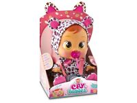 Cry babies doll brand new in box