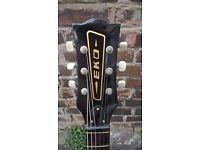 EKO Acoustic Guitar - Genuine Vintage - Made in Italy
