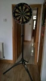 blade 3 dartboard and stand