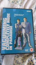 DVD starring Timothy Spall: 'Vacuuming Completely Nude in Paradise'