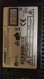 Bose stereo, CD player. Wave music system AWRCC6