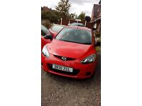 Mazda 2 TS 1.4 comes with service history & new MOT