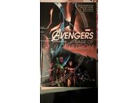 Avengers, Rage of Ultron HC