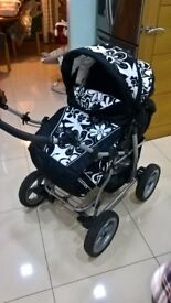 Three in one travel system