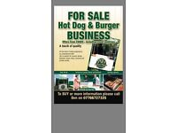 Hot Dog and Burger Business