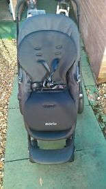 Mothercare Motix Black Stroller