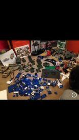 Pirate ship, army tanks, police set, castle, plane and more blocks sets like Lego