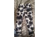 Palm tree leggins