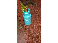 Full 7kg Macgas cylinder for 20mm regulator