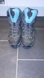 Mammut Alto High GTX womens size 5 walking boots