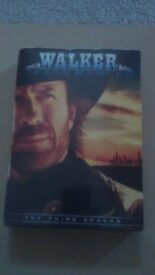 Walker Texas Ranger DVD