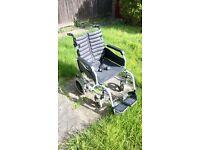 EXCEL G5 Moduler Wheelchair - Made in Sweden