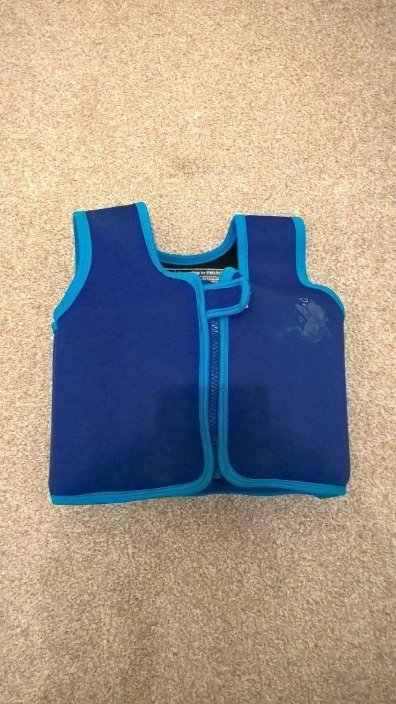Zoggs Swim Vest 2-3 yrs