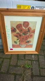 Job lot of Clearance sale of pictures