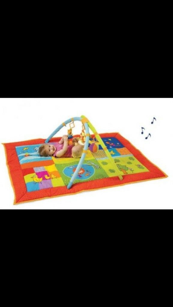 Ex large baby activity gym/mat