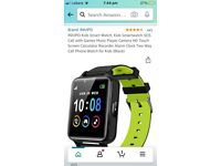 Kids Smart watch with SOS calling
