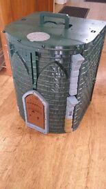 Vintage TMNT Turtles sewer lair 2003 collectable item