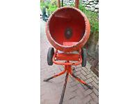 Belle Minimix 150 230v Cement Mixer