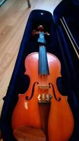 Student 1/4 size violin