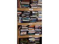 Ex Bookshop Stock over 500 books Mixed Must Clear Space £50 Unsorted