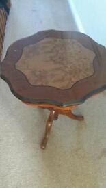Small corner table