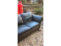 leather sofa 2.5 seater