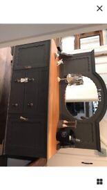 Large vintage dresser