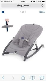 Chicco baby travel chair