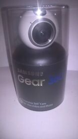 SAMSUNG GEAR 360 CAMERA NEW £95 ONO