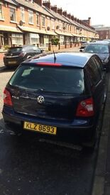 Volkswagen Polo, 2003, 1.2 petrol.. clean car, well looked after.. easy run.. lady owner.. Year MOT.
