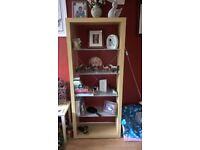 Bookcase/shelf unit