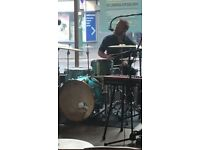 Dep Drummer Available