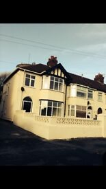 3 Bed House to rent Warbreck Hill Road, Blackpool