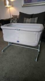 Co sleeper cot and baby bundle