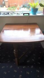 Used dining table.