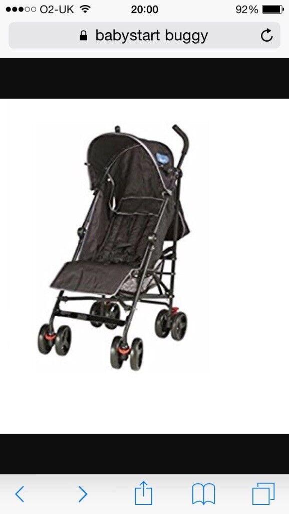 Baby start buggy