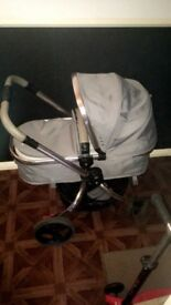 Mothercare Orb Pushchair - Grey
