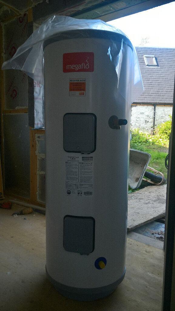 Megaflo Eco direct pressurised hot water cylinder | in Balerno ...