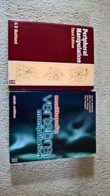 Peripheral & Vertebral Manipulation Text Books for Physiotherapy Students