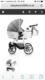 Venicci pram limited addition 3 in 1