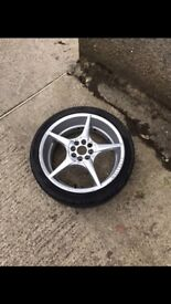 WOLFRACE ALLOYS FOR SALE