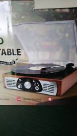 3 speed turntable