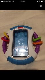 Fisher price I phone cover