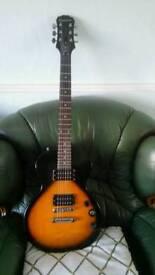 Lespaul type guitar