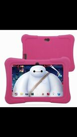 BTC Flame Tablet, brand new & sealed, 2 available pink & blue