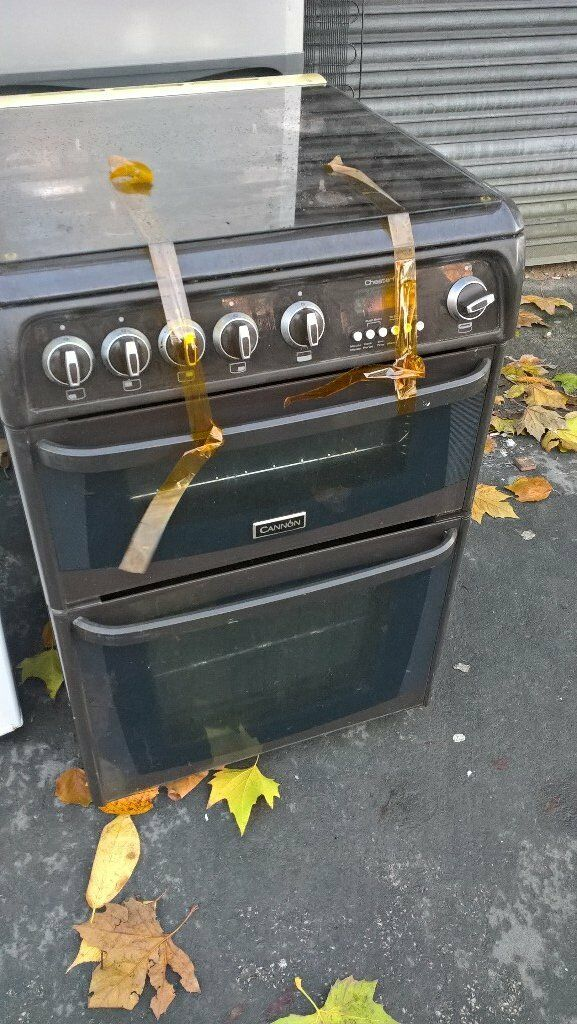 hot point Gas cooker 60cm...cheap free delivery