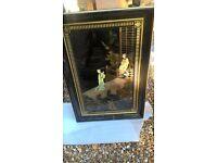 Black Laquer Picture For Sale