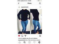 **NEW** Black Aussie wool jumper