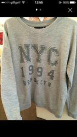 New look NYC jumper